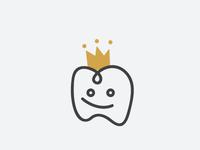 Tooth King Logo