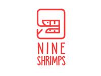 Nine Shrimps Logo
