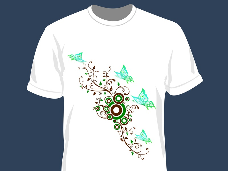 Blank Tshirt Mockup 7 Illustration T Shirt Art Shirts Design