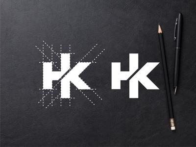 HK Monogram Logo