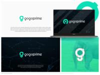 Letter G logo for gogoprime