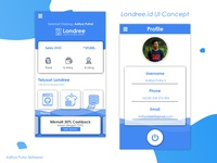Londree UI Concept