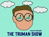 The Truman Show Illustration