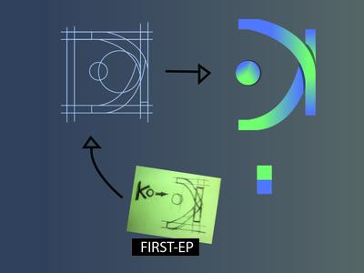 Logo Design [ KO ]