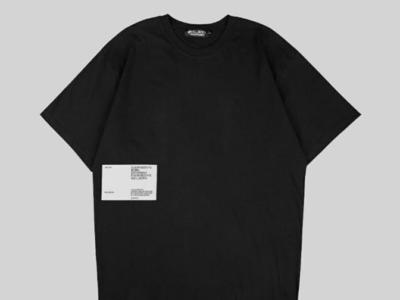 T-shirt Catalogue #1 (wlbgd)