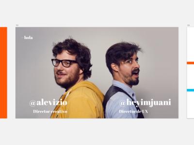 Presentation Slide :P google fonts photography typeface abril powepoint presentation