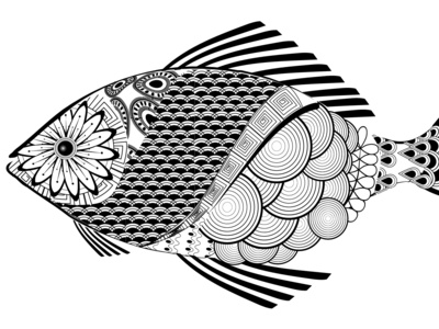 Zenatngle fish