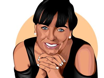 Woman Illustration Portrait