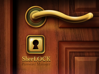 Password Manager - SherLOCK