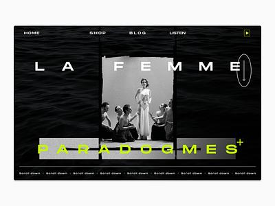 Album launch exploration graphic design music band typography design