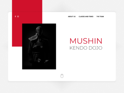 #003  Landing Page (above the fold)