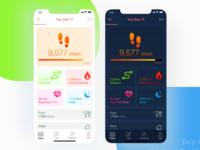 DailyUI - 041 - Workout Tracker