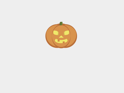 CSS/HTML Jack-O-Lanturn 🎃 jack-o-lantern pumpkin halloween css3 html css