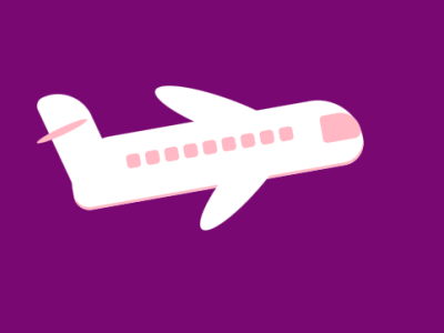 WIP CSS Airplane illustration airplanes graffis nick cartoon html css3 css airplane
