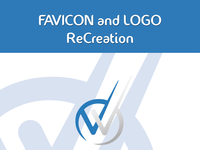 Favicon and Logo Recreation