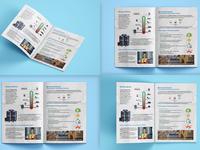 Infographic brochure/flyer