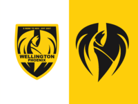 Wellington Phoenix Logo Design