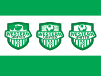 Western United FC Logo Design