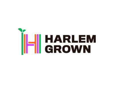 Logo for Harlem Grown