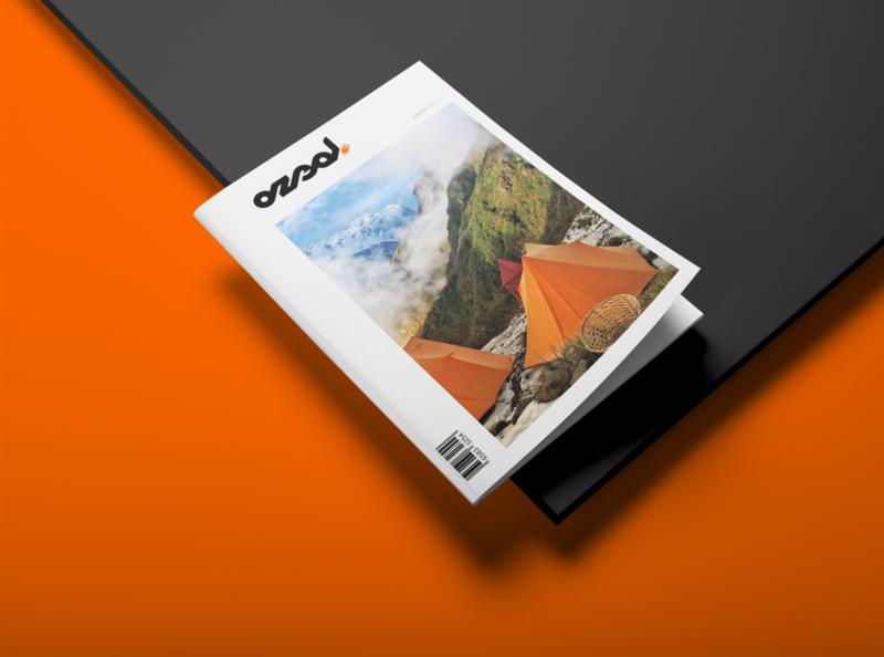 ozeal magazine art concepts idea vector typography logo branding design creative farfalla hu farfalla