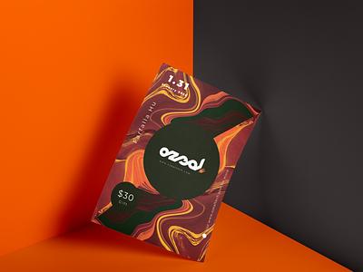 ozeal Poster typography illustration tools vector branding design creative idea farfalla hu farfalla