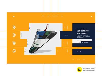 Sneakers Landing Page | 2021 Design sneaker illustration branding ux shoes landing page shoes sneaker adobe xd typography ui landing page design landing page landingpage uidesign design