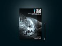 Cat lover flyer