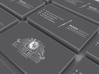 Royal Luxury Business Card