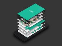 Skiller App Design