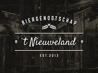 Logo Biergenootschap 't Nieuweland