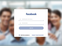 Day 001 - (Facebook) Log In