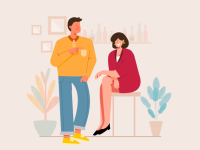 Small Talk - Illustration