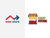 Next Store Logo Proposals