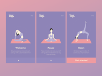 Onboarding for YourYoga