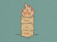This Is Fine - You're The Worst