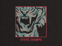 State Champs - Unused Tour Merch Design