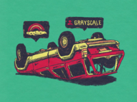Grayscale Spring 2019 Merch - Unused Design