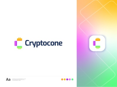 Crypto logo - Cryptocurrency - C Letter Mark - Cryptocone copy coin logo brand identity design app icon logo clean modern logo logo logos logodesign vector symbol icon mark logo and brand design brand identity design online design and identity rumzzline ahmed rumon c letter logo business logo c logo modern logo design crypto exchange digital currency crypto logo cryptocurrency crypto wallet