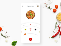Add Pizza Interaction + Free UI kit
