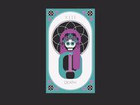 Tarot Card- Death
