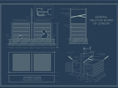 Intercision Machine Blueprint - His Dark Materials