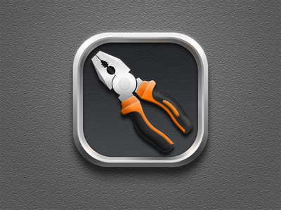 Pliers pliers tools icon loveui