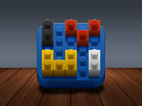 Love LEGO, Love UI