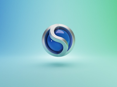App Icon in 3D - Simplenote icon 3d