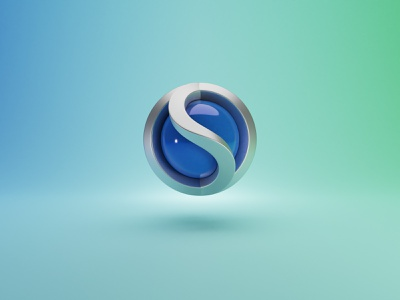 App Icon in 3D - Simplenote 2 simplenote 3d icon