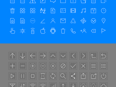 Glyph Icons icon sets glyph icon