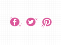 Pink Icons