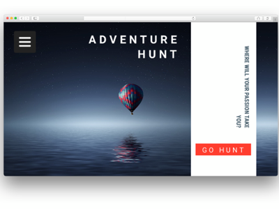 Landing Page Practice