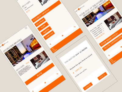 Hotel Booking Daily UI 067