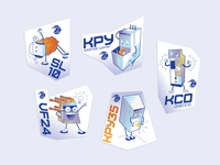 Eltechnica stickers